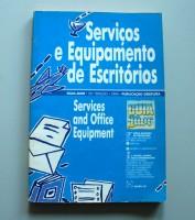 Capa do Guia Mor dos Serviços e Equipamento de Escritórios