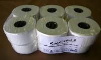 Embalagem de rolo higiénico