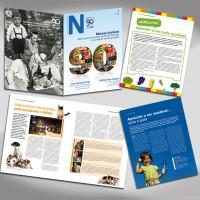 Revista Institucional da Nestlé Portugal